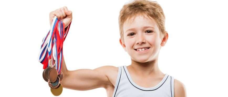 Большой спорт vs маленькие дети: когда надо вовремя остановиться?