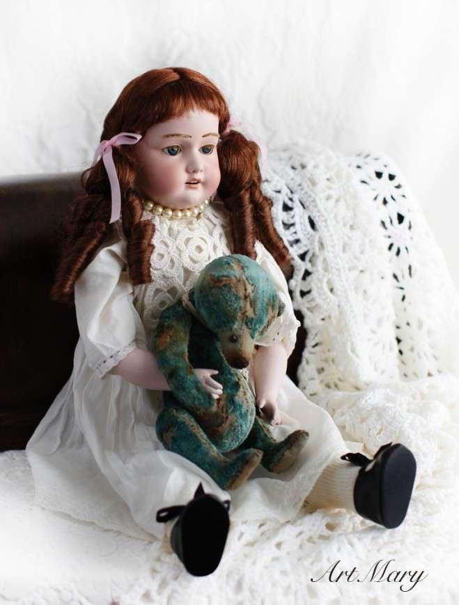 Моя новая куколка от Armand Marseille