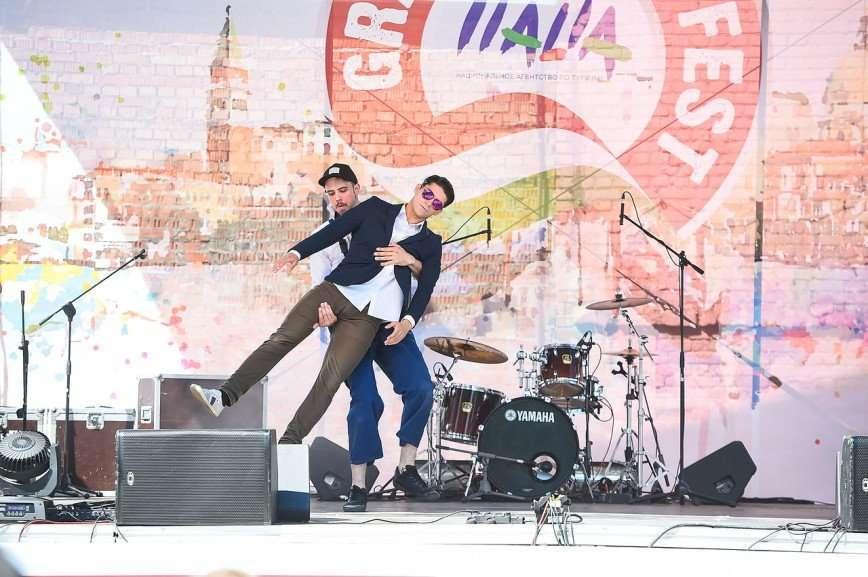 Итальянский шик в Москве – fashion-показы на Grand Italia Fest