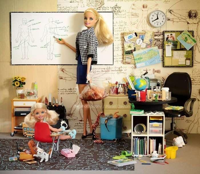 Тайные пристрастия куклы Барби