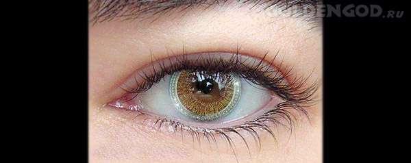 Бриллианты в глазах