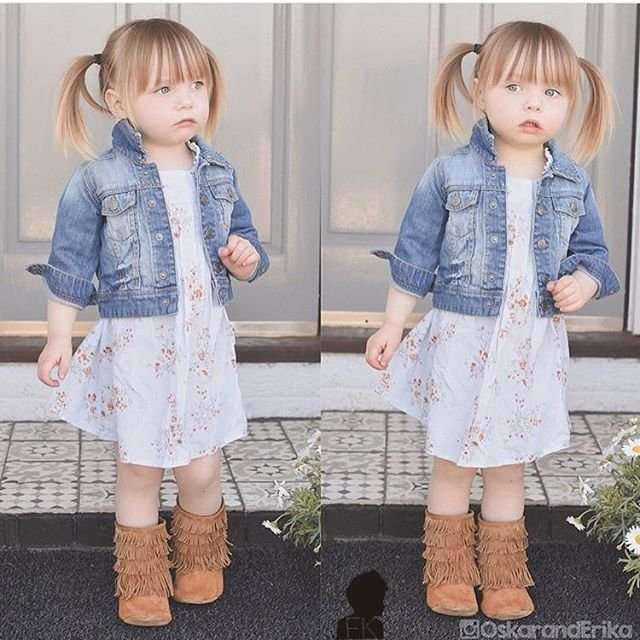Детская мода в Инстаграм