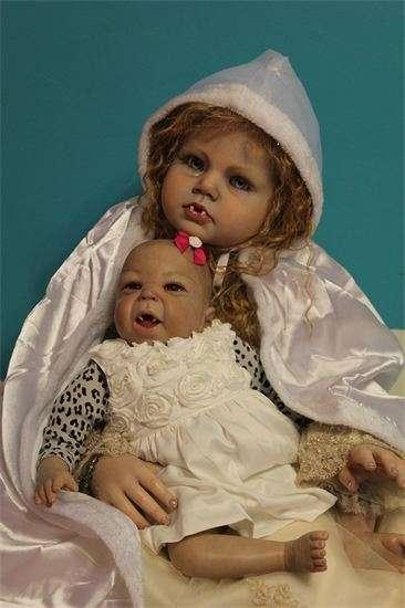 Жуткие куколки