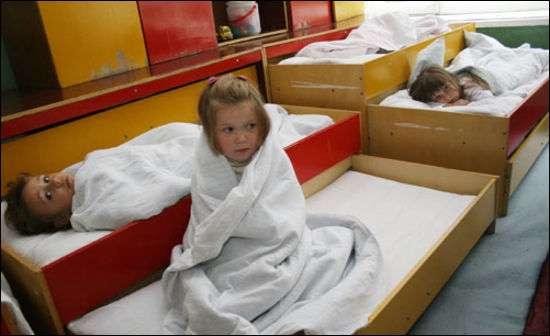 Суровые будни детского сада 2