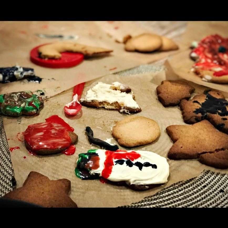 «Будто детское творчество»: Райан Рейнольдс не умеет готовить печенье