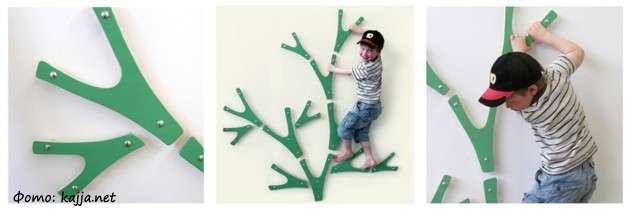 Дизайнерские идеи для детской