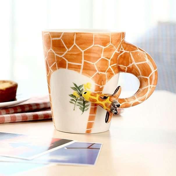 Оригинальные дизайнерские идеи для чашек и кружек