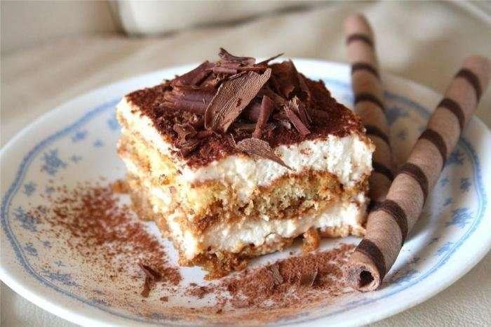Десять десертов со всего мира