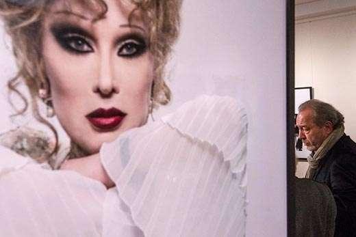 Людмила Гурченко в фотографиях - в Москве открылась выставка «Моя Люся».