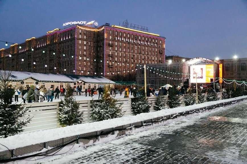 К Новому году в Москве появится «Стена желаний»
