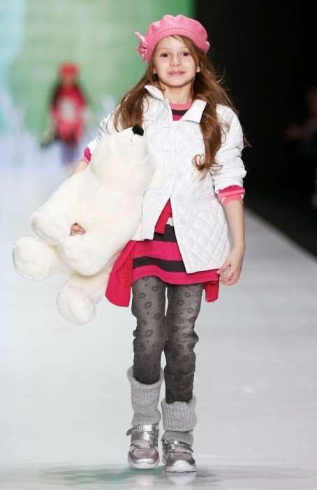 Фестиваль детской моды на Mercedes-Benz Fashion Week Russia