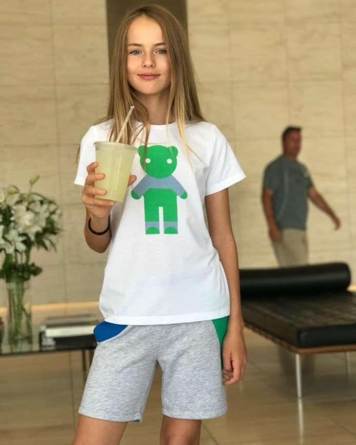 Уже не малышка: как выглядит повзрослевшая модель Кристина Пименова