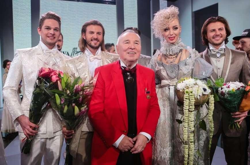 Последний сезонный показ Славы Зайцева открывает Mercedes-Benz Fashion Week Russia