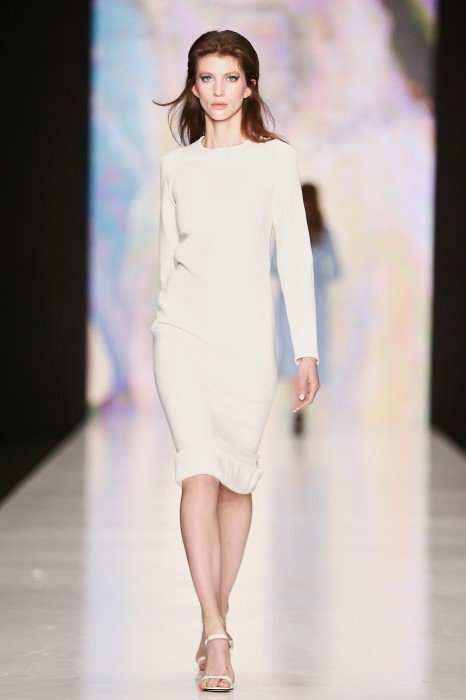 Mercedes-Benz Fashion Week Russia // Показ OFERA by Oksana Fedorova