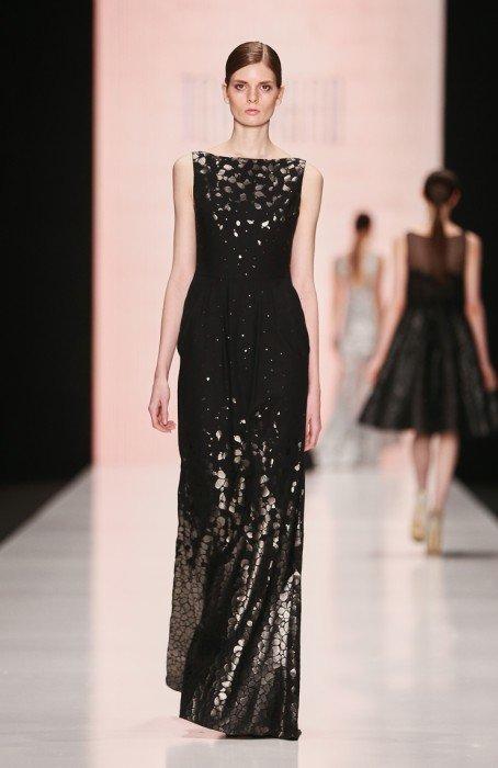 Mercedes-Benz Fashion Week Russia // Показ Tony Ward Couture