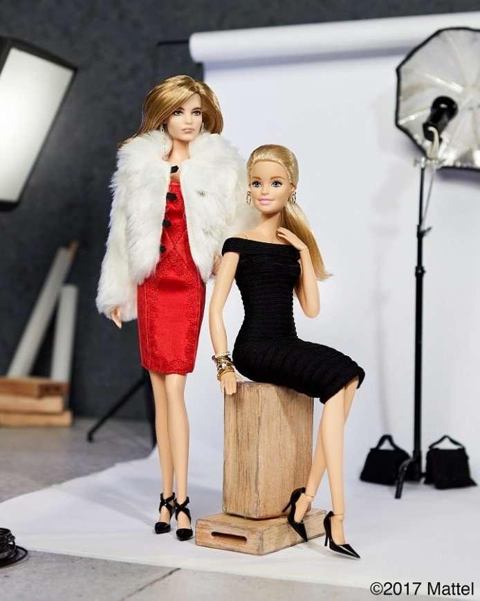 Barbie Водянова наконец-то дома