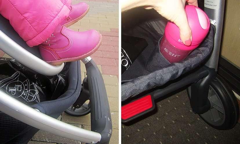 Тест-драйв прогулочной коляски Uppababy CRUZ