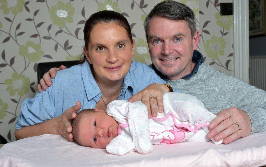 В самой большой британской семье родился 19-й ребенок